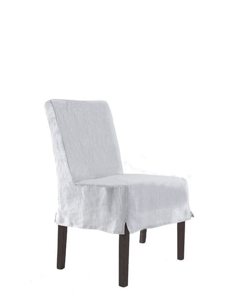 Boho&Co Home loose cover for dining chair without arms