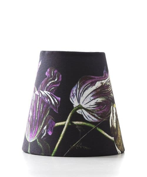 Floralism Tulips candleclip shade