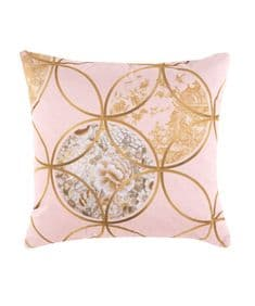 Myolchina Blush 50 x 50 velvet cushion