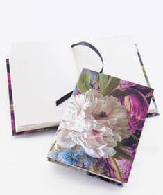Supercamp Fleurs de Marie Antoinette A6 notebook