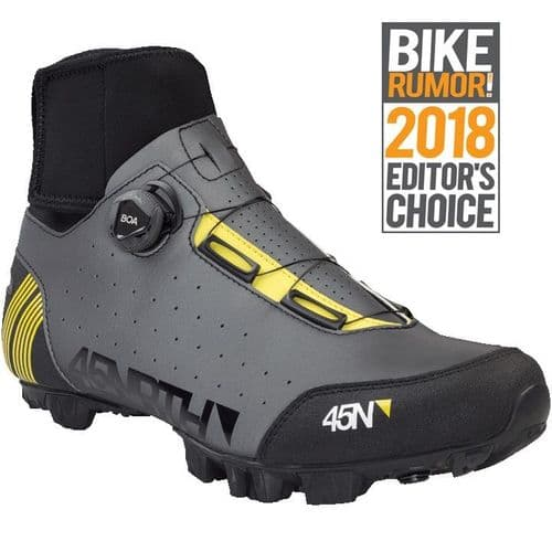 45NRTH Ragnarok Reflective Winter Cycling Shoe