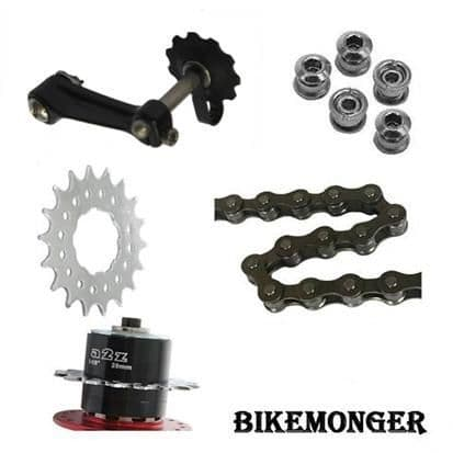 Bikemonger's Complete Single Speed Kit