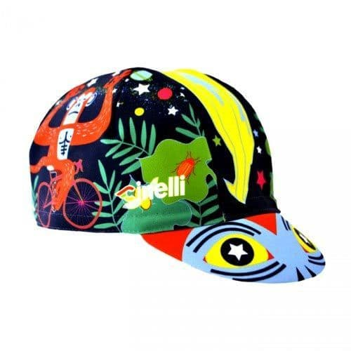 Cinelli Cycling Cap: Jungle Zen Cap
