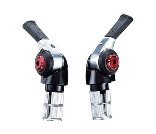 Microshift BS-A10 Bar End Shifters 10 Speed