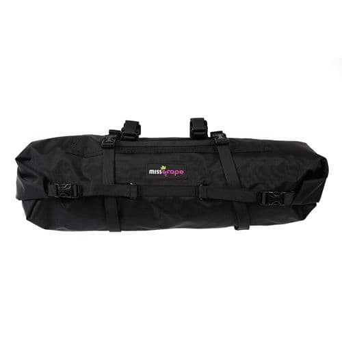 Miss Grape Tendril Handlebar Bag