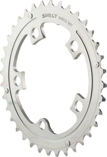 Surly O.D. Stainless Steel Chainring 36T