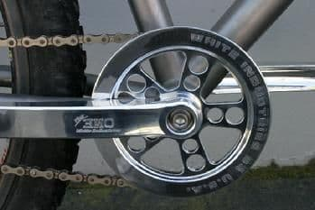 White Industries ENO Chainrings With Bash Ring