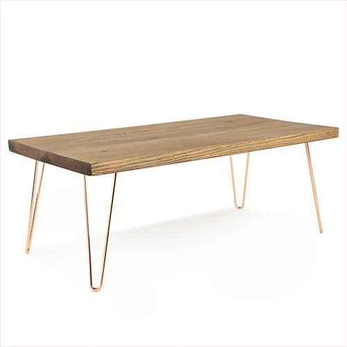 Bowes Hairpin Coffee Table, Tall - Limited Edition