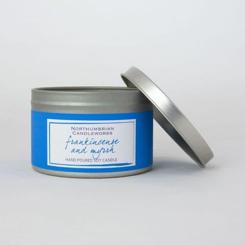 Frankincense & Myrrh - Candle in a Tin