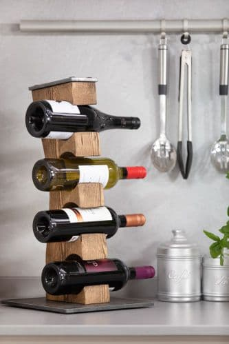 Armstrong Wine Rack - Bench Top