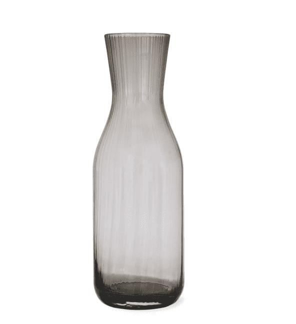 Art Deco Glass Carafe | Home Accessories