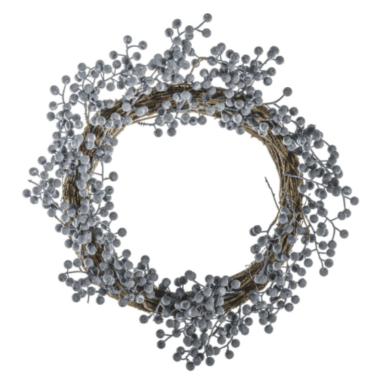 Blueberry Wreath