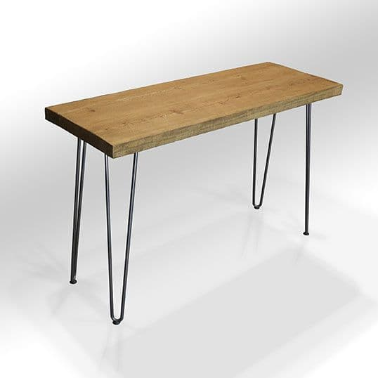 Bowes Hairpin Leg Console Table