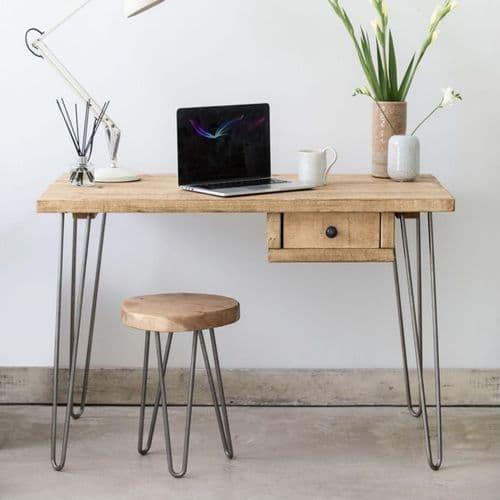 Bowes Hairpin Leg Desk