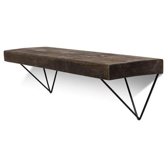 Bowes Solid Wood Shelves & Brackets
