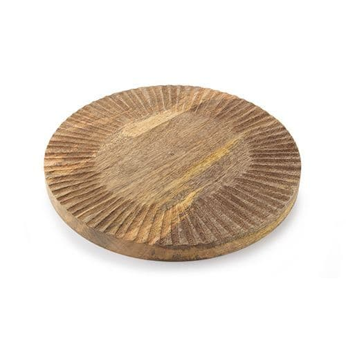 Circular Wooden Chopping Board  Small