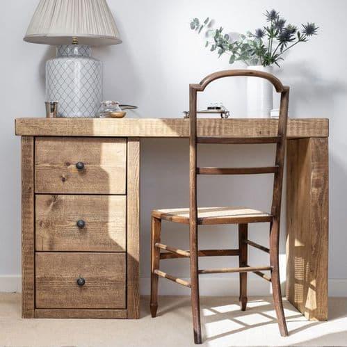 Derwent 3 Drawer Dressing Table