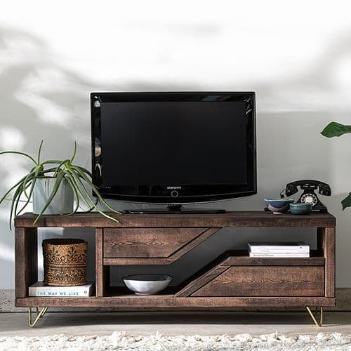Ouseburn TV Stand With Storage