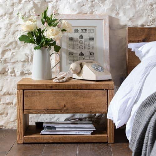 Pandon Bedside Table