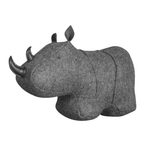 Rory Rhino Doorstop