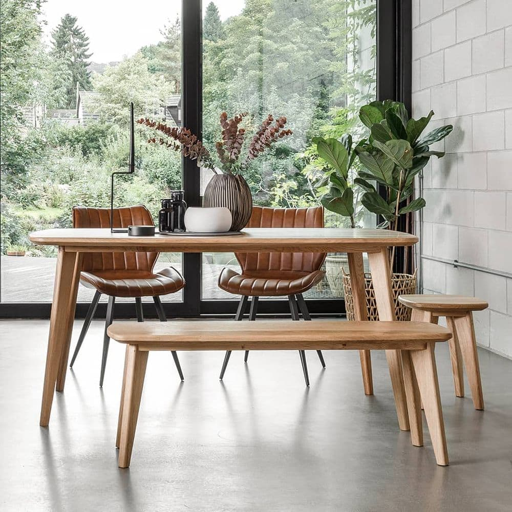 Salters Oak Dining Table