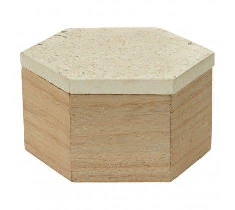 Small Terrazzo Trinket Box