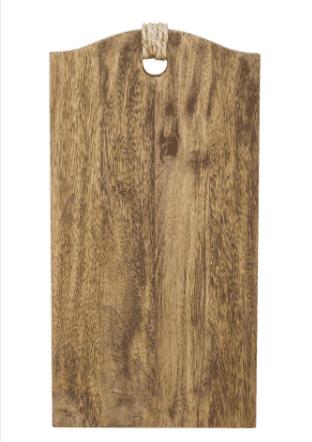 Solid Wood Large Serving Platter