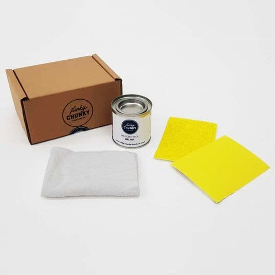 Wax Care Pack - Look After Your Funky Chunky Furniture