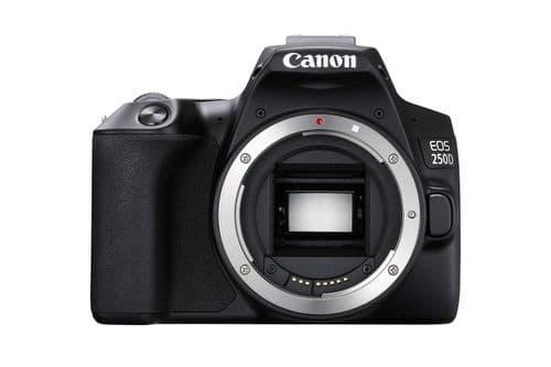 Canon EOS 250D Kit (18-55 III) Black