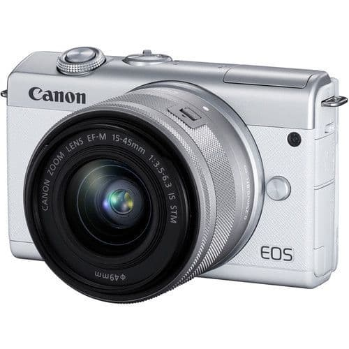Canon EOS M200 kit (15-45) White