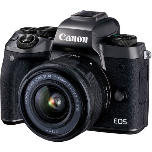 Canon EOS M5 kit (15-45) Black