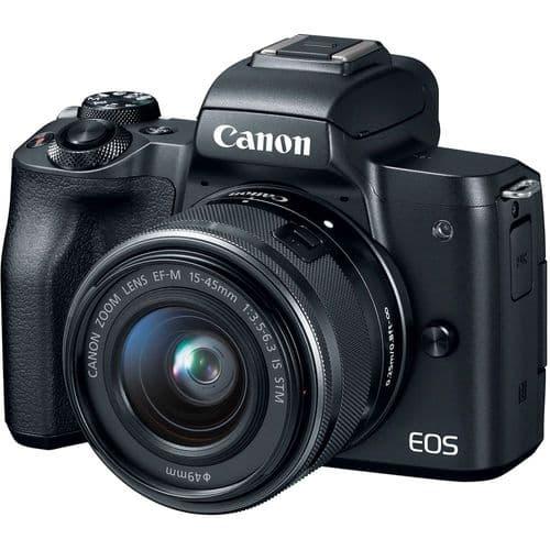 Canon EOS M50 Kit (15-45 STM) Black