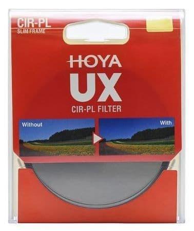 Hoya 43mm CPL UX