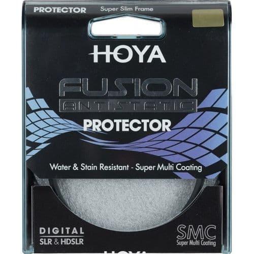 Hoya Fusion Antistatic Protector 55mm