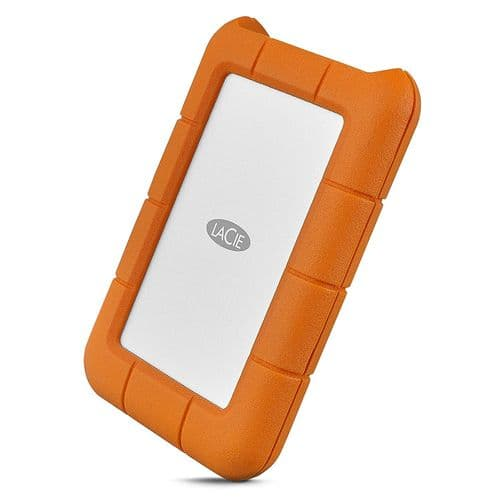 LaCie Rugged USB-C 4TB Mobile Drive