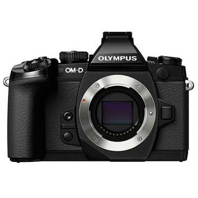 Olympus OM-D E-M1 II Kit (12-40) Black