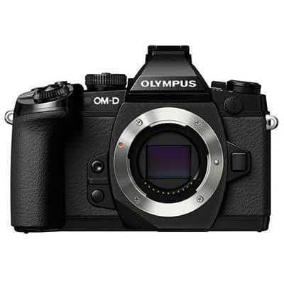 Olympus OM-D E-M1 Mark II Body Black