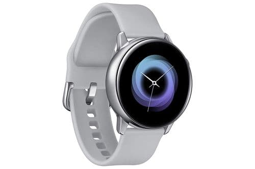 Open Box Samsung Galaxy Watch Active R500 Silver
