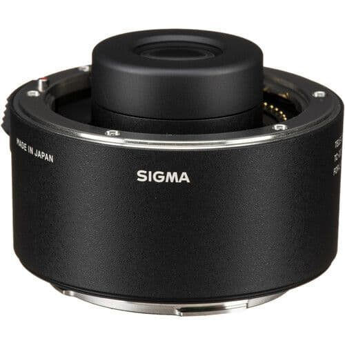 Sigma 2.0 x Teleconverter TC-2011   Sigma Fit
