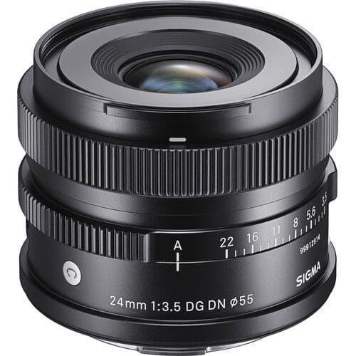 Sigma 24mm f3.5 DG DN   Contemporary Leica L