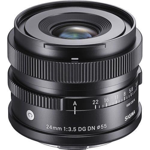 Sigma 24mm f3.5 DG DN   Contemporary Sony E