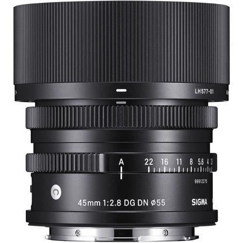 Sigma 45mm f2.8 DG DN   Contemporary   Sony E Fit