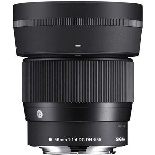 Sigma 56mm f1.4 DC DN   Contemporary   Canon EF-M Fit