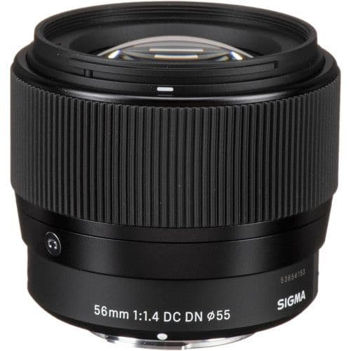 Sigma 56mm f1.4 DC DN   Contemporary   Micro Four Thirds Fit