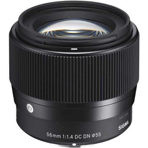 Sigma 56mm f1.4 DC DN   Contemporary   Sony E Fit