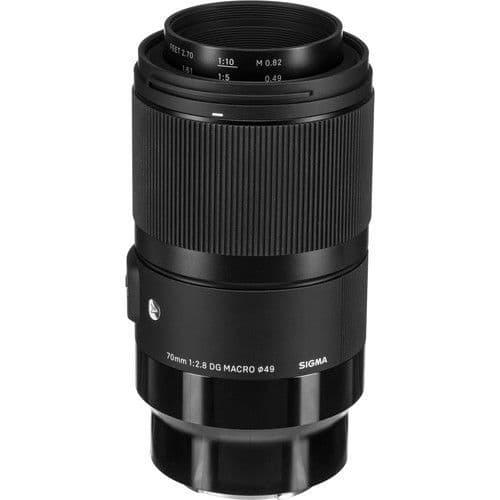 Sigma 70mm f2.8 DG Macro   Art   Sony E Fit