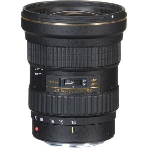 Tokina AT-X 14-20mm F2 PRO DX (Canon)