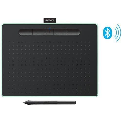 Wacom Intuos M Bluetooth - Pistachio Green