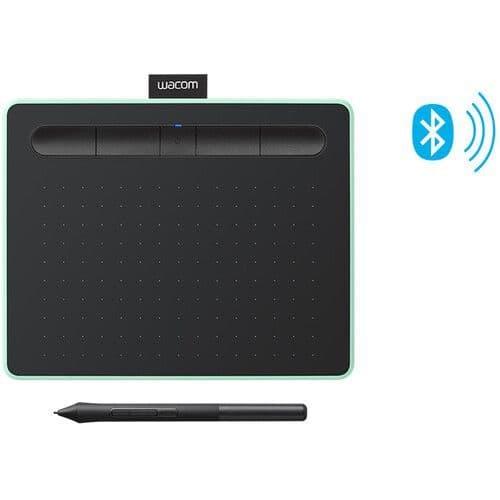Wacom Intuos S Bluetooth - Pistachio Green