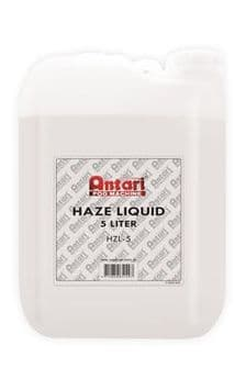 Antari Hazer fluid 5 Litres HZL - 5 | Lighting | DJ & Club Smoke Machines & Effect Machines | Showtec | Smoke & Fog | Lighthouse Audiovisual UK